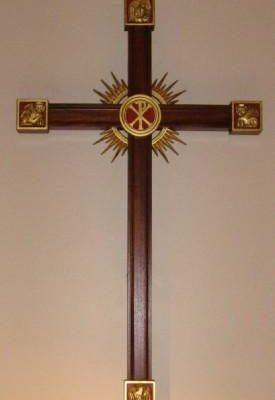 Chapel Cross - Judy Hunter