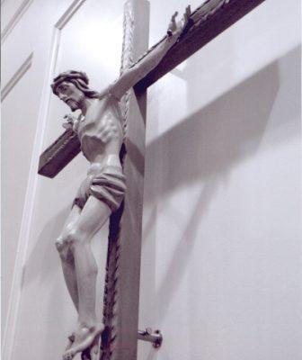 Chapel Crucifix - Liz Fever