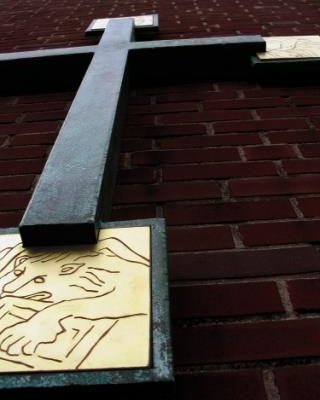 Columbarium Cross - Devin Ackerman