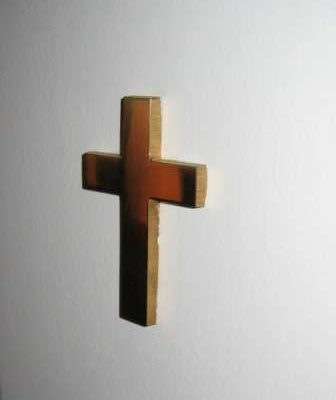 Nave Pew Cross - Matthew McGeorge