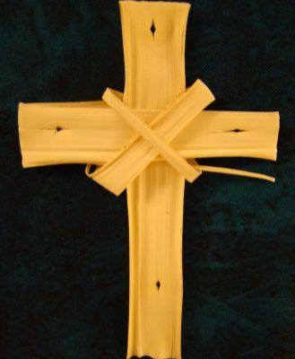Palm Cross - FaithX Bulletin Board - Jeff Weaver