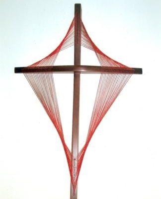 Pastor Brocks Office - Cross 2 - Jenn Gallagher