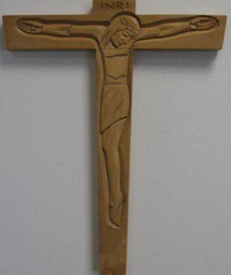 Room 227 Crucifix - Judy Hunter