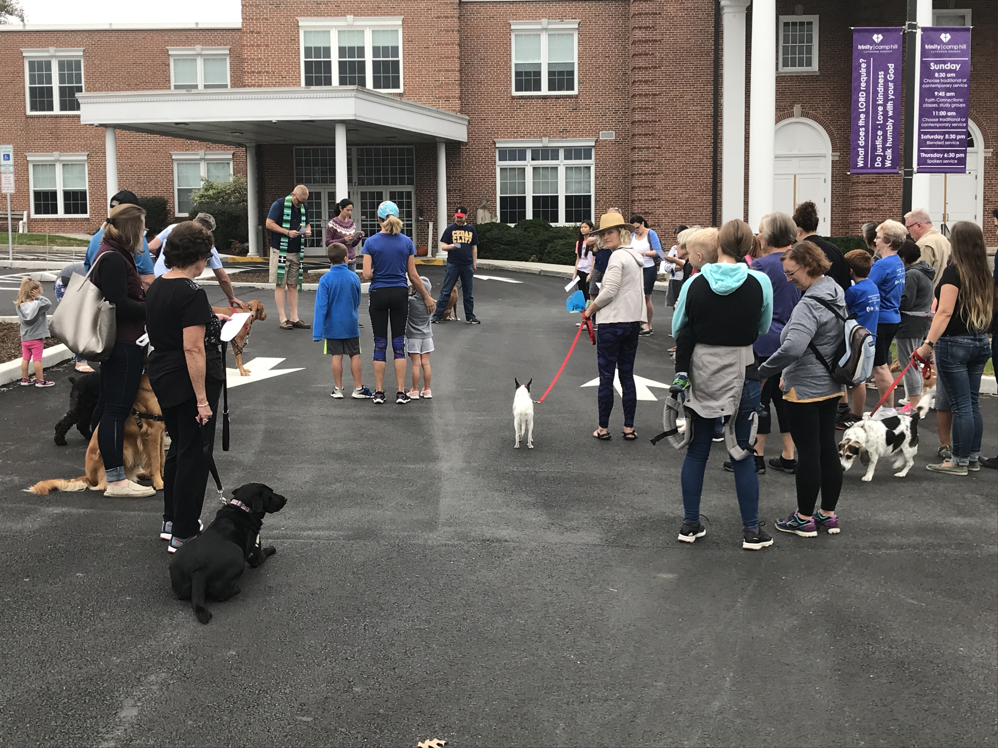 Blessing of the Animals 2018 – 18 – Trinity Camp Hill