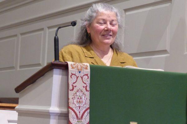 Pastor Liz Frey - Installation Service - 2018-10-21-05