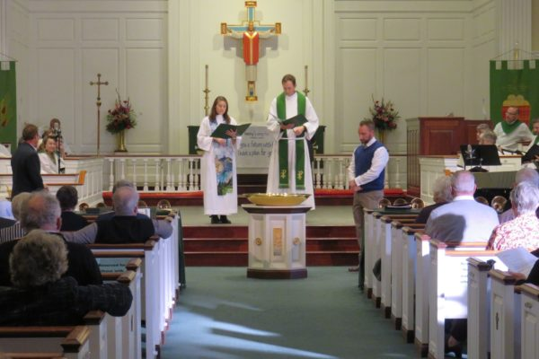 Pastor Liz Frey - Installation Service - 2018-10-21-07