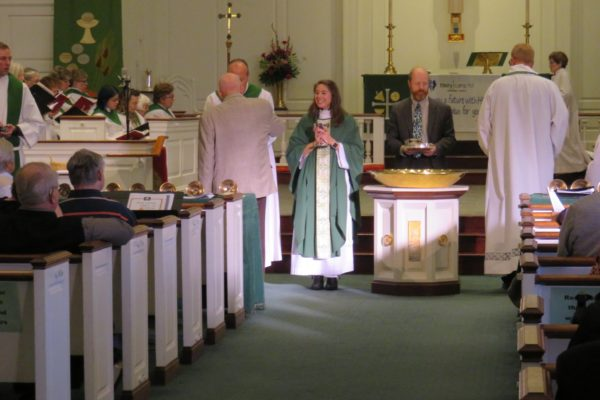 Pastor Liz Frey - Installation Service - 2018-10-21-14