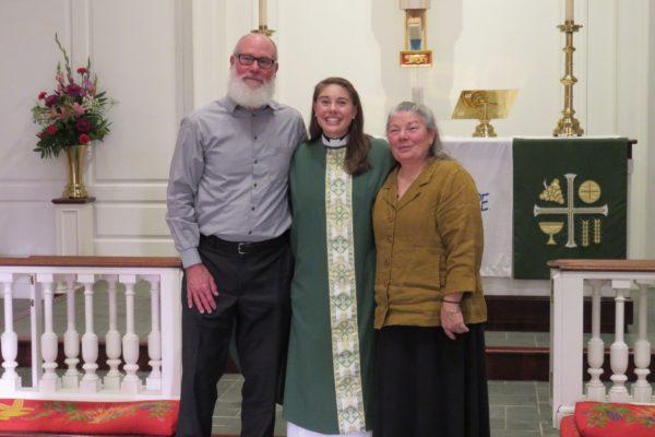 Pastor Liz Frey - Installation Service - 2018-10-21-15