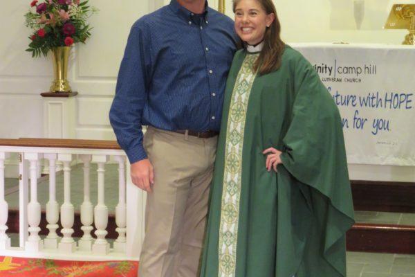 Pastor Liz Frey - Installation Service - 2018-10-21-16