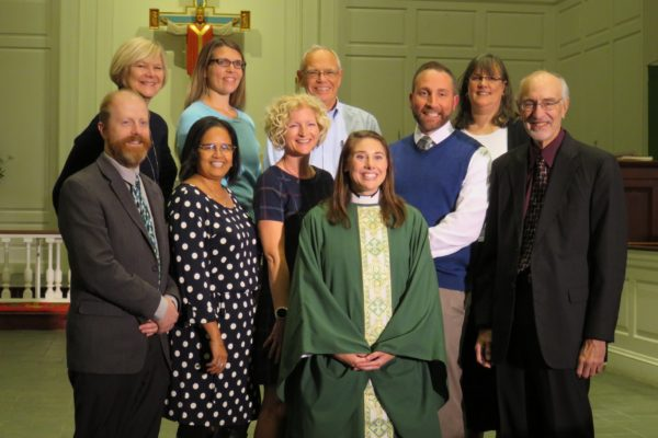 Pastor Liz Frey - Installation Service - 2018-10-21-17