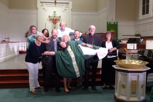 Pastor Liz Frey - Installation Service - 2018-10-21-18